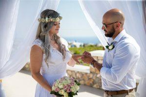 Top 10 santorini wedding venues