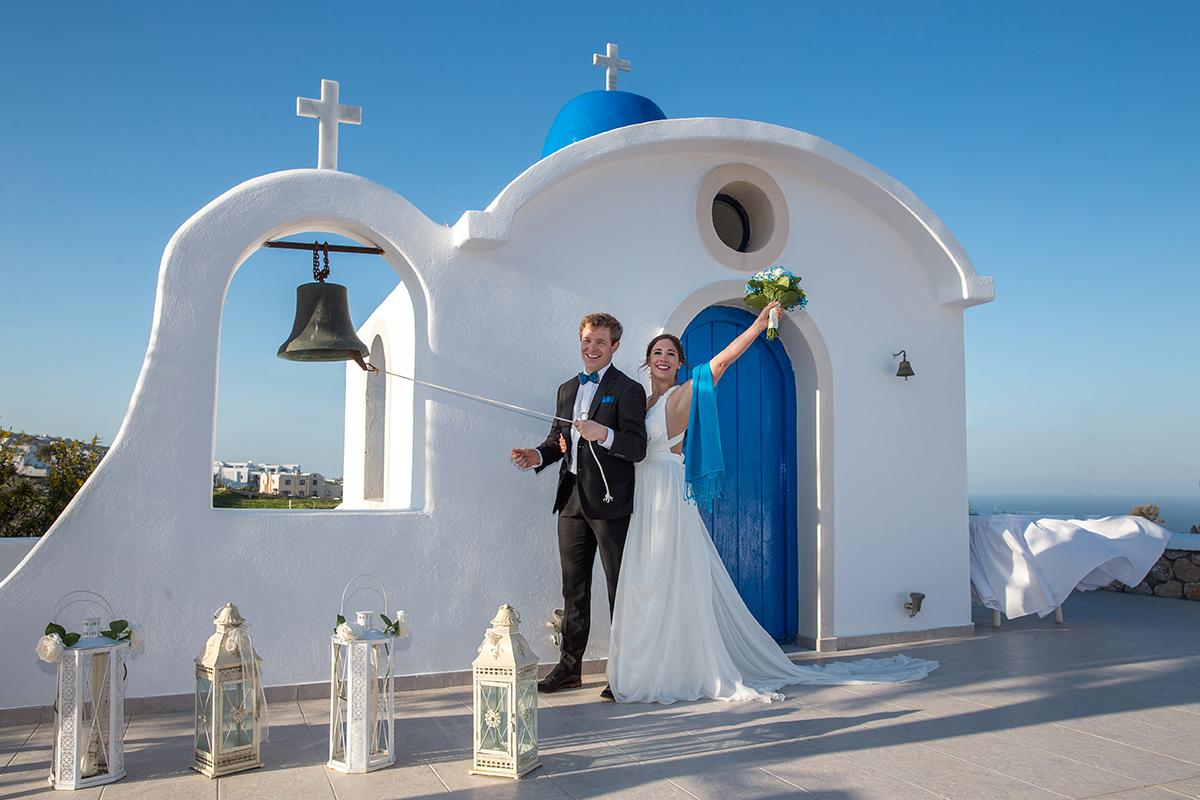 Saint Nicholas venue Santorini